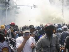 Junta Miliiter Kian Sadis, 114 Orang Tewas Sehari di Myanmar