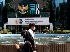 Melesat di Era Jokowi, Erick Sebut Aset BUMN Tembus Rp9.100 T
