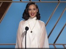 Si Cantik 'Wonder Woman' Gal Gadot Umumkan Hamil Anak Ketiga