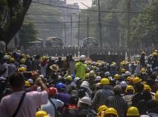 PBB Ancam Isolasi Junta Militer Myanmar