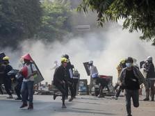 China Was-was di Myanmar: Pabrik Dibakar, Pipa Minyak Diserbu