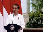 Jokowi Sindir Onkum yang 'Doyan' Ribut Saat Terjadi Bencana