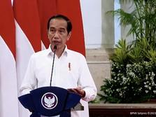 Warning Jokowi: RI Peringkat Tertinggi Negara Rawan Bencana