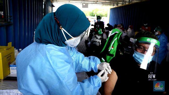 Mantap Pak Jokowi! Vaksinasi Covid-19 Ngebut Nih
