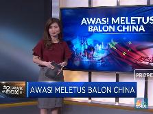 Awas! Meletus Balon China