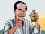 Warning Jokowi ke Bupati: APBD Terbatas, Jangan Diecer-ecer!