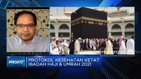 Jelang Musim Haji 2021, Amphuri Dorong Vaksinasi Calon Jamaah