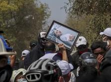 Mengenal Deng Jia Xi, Milenial Si 'Mortir' Demo Myanmar