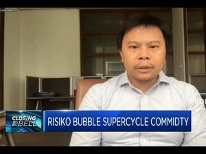 Minyak & Emas,Komoditas Patokan di Musim Supercycle Commodity