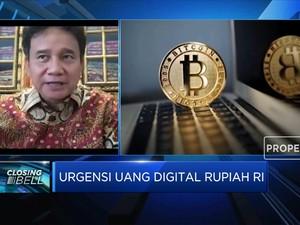 Mirza Adityaswara: Perlu Hati-hati Bentuk Uang Digital