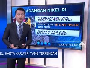 Nikel, Harta Karun RI Yang Terpendam