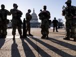 Takut Diserbu Massa Trump, Polisi-Tentara Jaga Gedung DPR AS