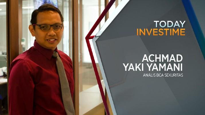 Achmad Yaki Yamani, Analis BCA Sekuritas