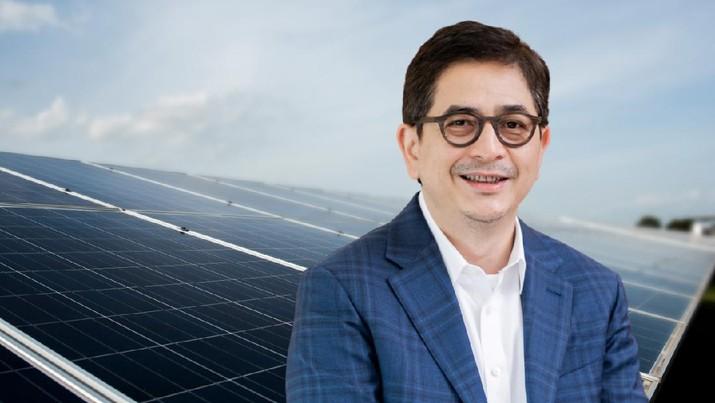 Direktur Utama Indika Energy, Arsjad Rasyid/Dok INDY