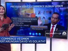 E-Commerce Vs UMKM, Pertarungan David Vs Goliath?