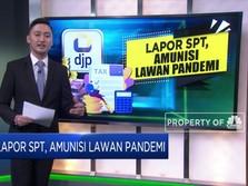 Lapor SPT, Amunisi Lawan Pandemi