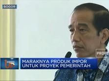 Maraknya Produk Impor Untuk Proyek Pemerintah