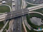 Intip Penampakan Terbaru Proyek Jalan Tol Cengkareng-Kunciran