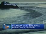 Selandia Baru Turunkan Tingkat Ancaman Tsunami