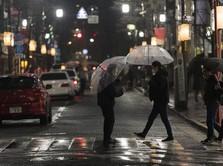 Potret Tokyo Perpanjang Status Darurat Covid Jelang Olimpiade