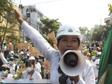 Corona di Myanmar Makin Gawat, Junta Militer Minta Bantuan!