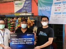BRI Agro Salurkan Kredit Ultra Mikro via Modal Rakyat