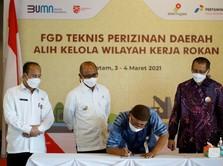 Didukung Riau, PHR Siap Tuntaskan 113 Perizinan Blok Rokan