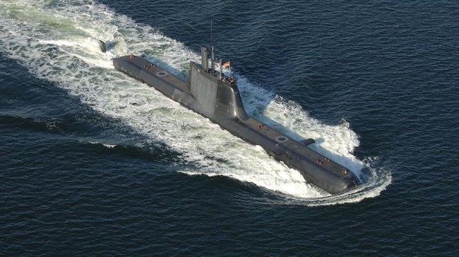 Intip Kapal Selam Tipe 214 yang Ditawarkan ke Prabowo-Erick