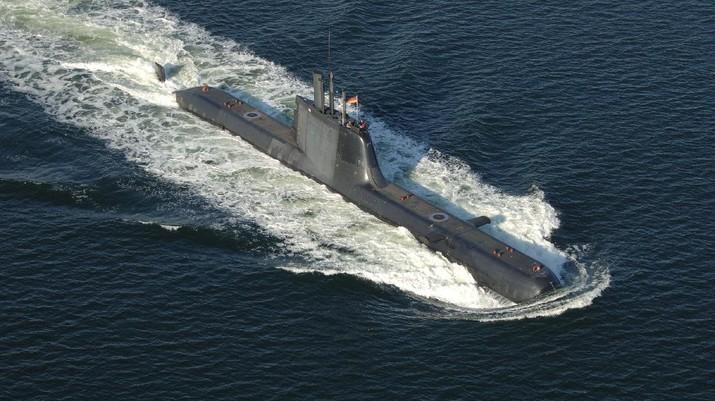 Kapal Selam HDW Class 214 (Tangkapan Layar via thyssenkrupp-marinesystems.com)