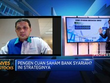 Kulik Potensi Cuan Saham Emiten Bank Syariah