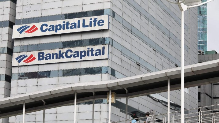 Bank Capital Life (CNBC Indonesia/Muhammad Sabki)