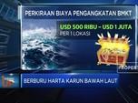 Berburu Harta Karun Bawah Laut