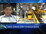 CPO Diizinkan Masuk Swiss, Pengusaha: Branding Sawit RI Naik