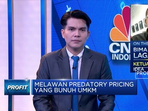 Ada Predatory Pricing, idEA Dukung Aturan Level Playing Field