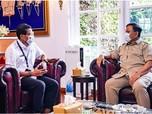 Cerita Prabowo yang juga Berambisi Geber Transportasi Listrik
