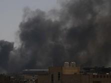 Alert! Arab Saudi Diserang Lagi, Terminal Minyak Terbakar