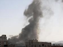 12 Drone & Rudal Serang 'Jantung' Minyak Arab, Ini Pelakunya!