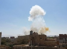 Ini 'Harta' Ras Hanura, Jantung Minyak Arab yang Dibom Drone