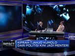 Tjahjo Kumolo, dari Politisi Kini jadi Menteri