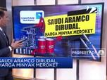 Saudi Aramco Dirudal, Harga Minyak Meroket
