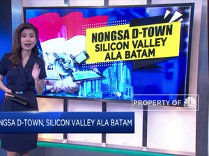 Nongsa D-Town, Silicon Valey Ala Batam