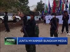Junta Militer Myanmar Bungkam Media