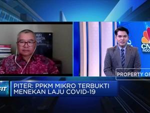Ekonom: PPKM Mikro Efektif Tekan Infeksi, Ekonomi Cepat Pulih