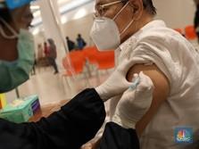 Pemerintah Optimistis Vaksinasi Covid-19 Selesai Akhir 2021