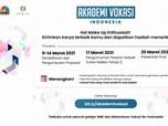 Halo Calon MUA Masa Kini, Ayo Ikuti Akademi Vokasi Indonesia!