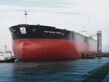 VLCC Pertamina Prime Bakal Diserahterima Akhir Maret 2021