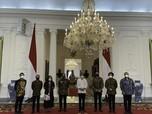 Bos FILM Manoj Ketemu Jokowi, Angin Segar Industri Perfilman?