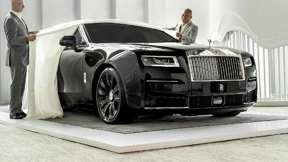 Husein Anis/Rolls-Royce