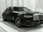 Penampakan 'Mobil Hantu' Rolls Royce Ghost Meluncur di RI