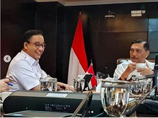 Anies: Pak Luhut, I Come To You With Menu of Problem